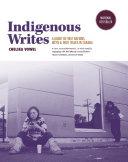 Indigenous Writes Pdf/ePub eBook