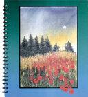 Go Wild  Blank Journal   Wildflower Field Book