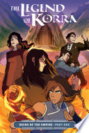 link to The legend of Korra : ruins of the empire in the TCC library catalog