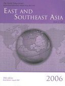 East and Southeast Asia