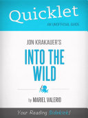 Quicklet on Into the Wild by Jon Krakauer