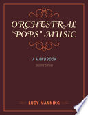 Orchestral  Pops  Music Book