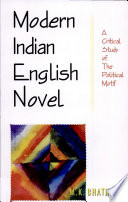 Modern Indian English Novel