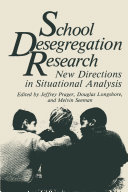 School Desegregation Research