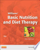 """""""Williams' Basic Nutrition & Diet Therapy E-Book"""" by Staci Nix McIntosh"""