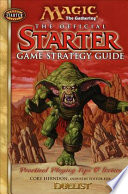 Magic the Gathering : the Official Starter Game Strategy Guide