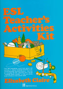 ESL Teacher s Activities Kit