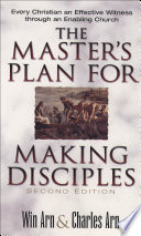 The Master s Plan for Making Disciples Book