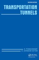 Transportation Tunnels [Pdf/ePub] eBook