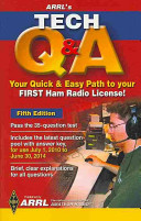 ARRL s Tech QandA Book