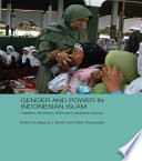 Gender and Power in Indonesian Islam