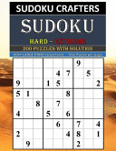 SUDOKU Hard   Extreme 200 PUZZLES WITH SOLUTION