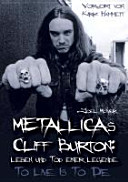 Metallicas Cliff Burton