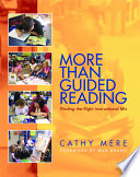 More Than Guided Reading Book
