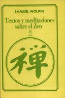 Textos y meditaciones sobre el Zen