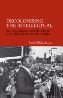Pdf Decolonising the Intellectual Telecharger