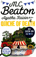 Agatha Raisin Quiche Tv Tie in B