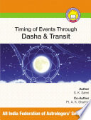 Timing of Events Through Dasha & Transit
