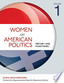 Women in American Politics: History and Milestones