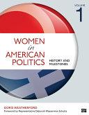 Women in American Politics  History and Milestones