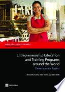 Entrepreneurship Education and Training Programs around the World