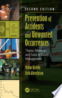 Prevention of Accidents and Unwanted Occurrences