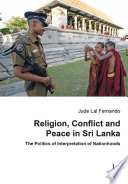 Religion Conflict And Peace In Sri Lanka