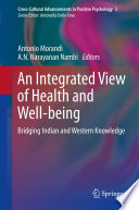 An Integrated View Of Health And Well Being Book PDF