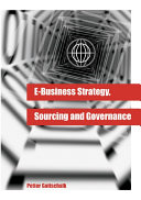 Pdf E-Business Strategy, Sourcing and Governance Telecharger
