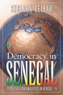 Pdf Democracy in Senegal Telecharger