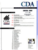 Journal of the California Dental Association