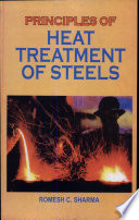 Principles of heat treatment of steels