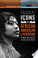 Icons of African American Literature: The Black Literary World Pdf/ePub eBook
