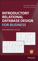 Introductory Relational Database Design for Business  with Microsoft Access
