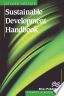Sustainable Development Handbook  Second Edition