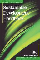 Sustainable Development Handbook, Second Edition [Pdf/ePub] eBook