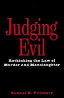 Judging Evil [Pdf/ePub] eBook