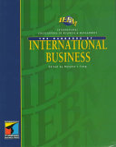 The IEBM Handbook of International Business