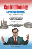 Can Mitt Romney Serve Two Masters? ebook