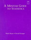 A Minitab Guide To Statistics