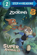 Zootopia Deluxe Step Into Reading  1 Book PDF