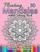 Floating Mandalas Adult Coloring Book