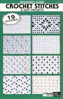 Beginner's Guide Crochet Stitches & Easy Projects