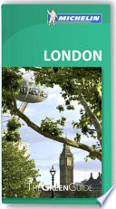 Michelin Green Guide London Book