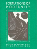 The Formations of Modernity