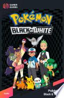 Pok  mon Black   White   Strategy Guide Book