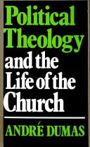 Political Theology and the Life of the Church