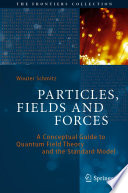"""Particles, Fields and Forces: A Conceptual Guide to Quantum Field Theory and the Standard Model"" by Wouter Schmitz"