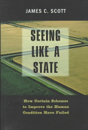Cover of Seeing Like a State