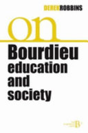 On Bourdieu  Education and Society